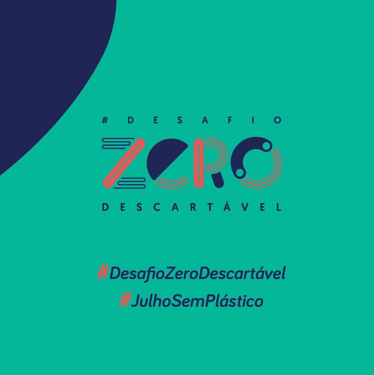 Desafio Zero Descartável: confira DICAS para ir de Peixinho à Tubarão!