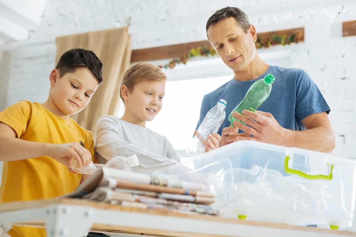 Dia dos pais: homem, seja parte de um mundo mais lixo zero!