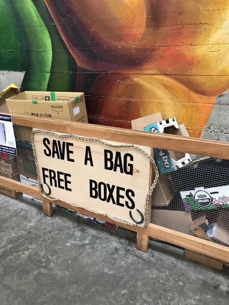Iniciativa de mercado na cidade de San Francisco, California.