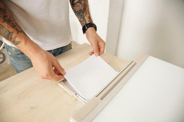Como reduzir o uso do papel